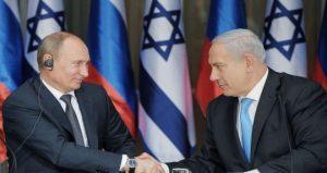 PutinNetanyahufriends