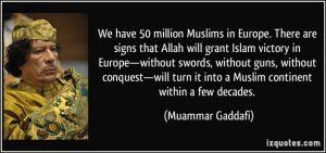 gaddafi-europe-invasion