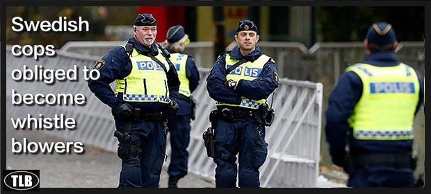 Swedenpolicestandingaround12