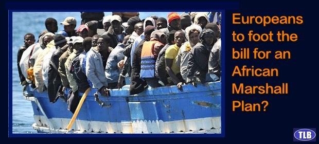 AfricanmigrantsinboatLampedusa12
