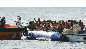 NGOmoas rescuingmigrants