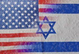 USIsraelflagsblended