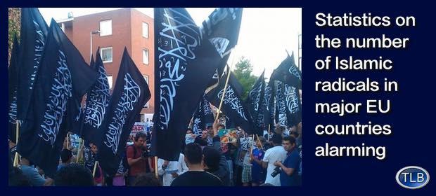 ISISflagsEUstreets12