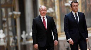 PutinMacron