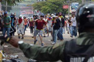 VenezuelanStreetViolence