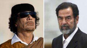 GaddafiHussein