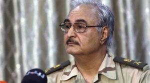 GeneralKhalifaHaftarLibya