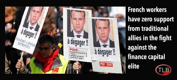 FrenchworkingclassMacron