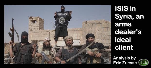 ISISSyriaarms