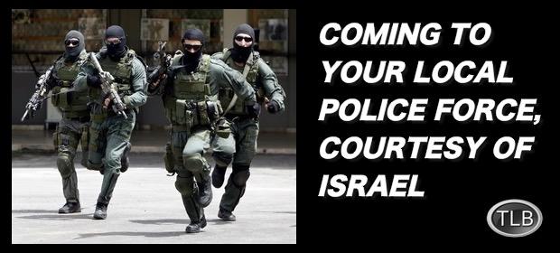 IsraeliPoliceTraining