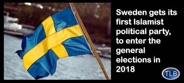 SwedenIslamistpoliticalparty