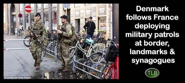 Denmarkmilitarypatrols