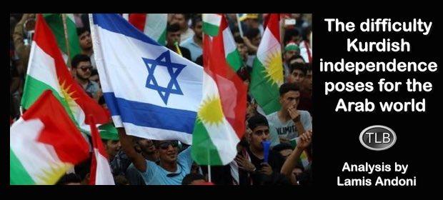 KurdIsraelArabworld
