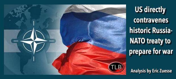 NATOfoundingtreatyRussia