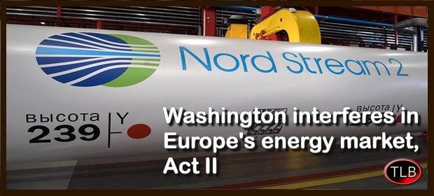 NordStream2Washingtoninterference
