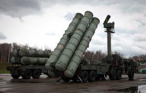 S-400 Triumph Air Defence Missile System, Russian SA-21 Growler S-400 S-300PMU 48N6DM (48N6E3) 48N6M 250km