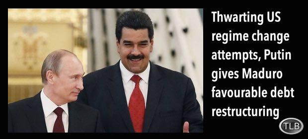 VenezuelaDebtRussia