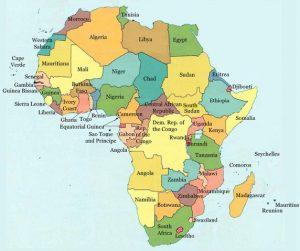 Africanmap