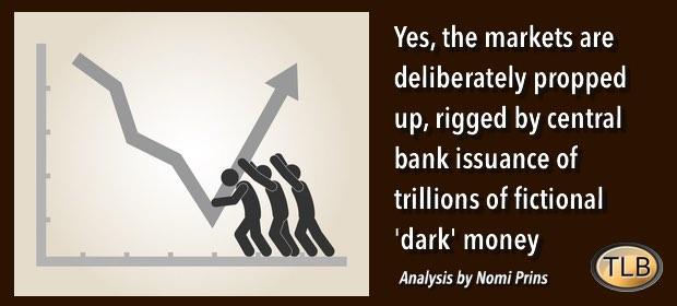 Centralbanksmanipulatestocks