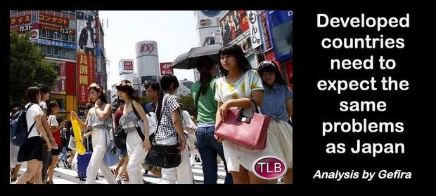 Japandemographics
