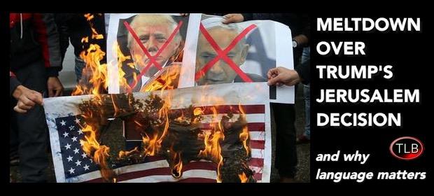 TrumpJerusalemMeltdown