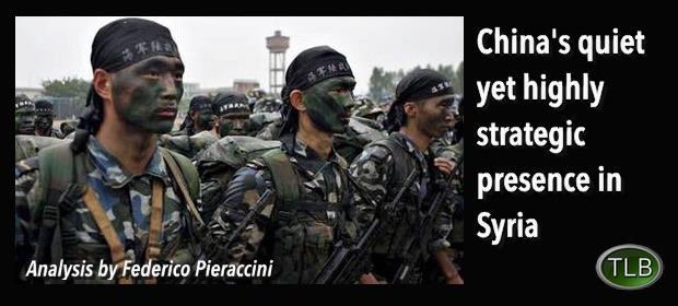 ChinainSyria