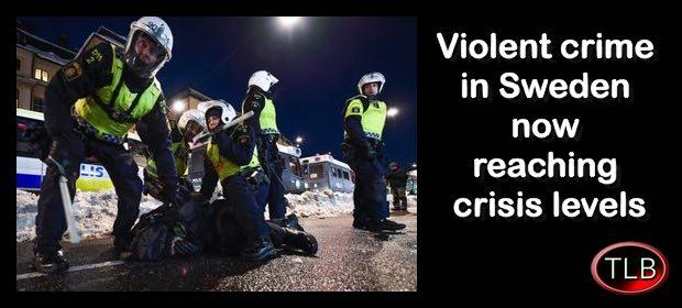 Swedenviolentcrime