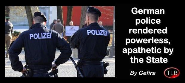 Germanpolicehelpless