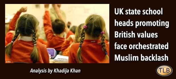 UKschoolsMuslimbacklash