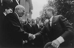 JFK_Khrushchev_Handshake_1961