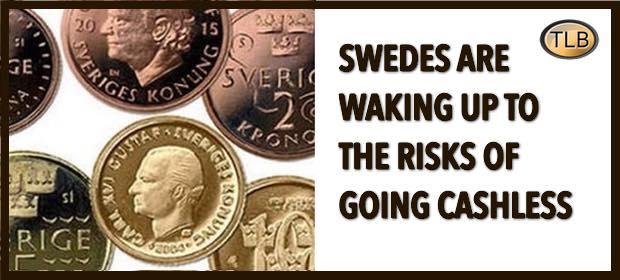 Swedencashlesswakingup
