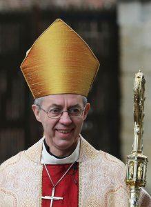 Archbishop warning