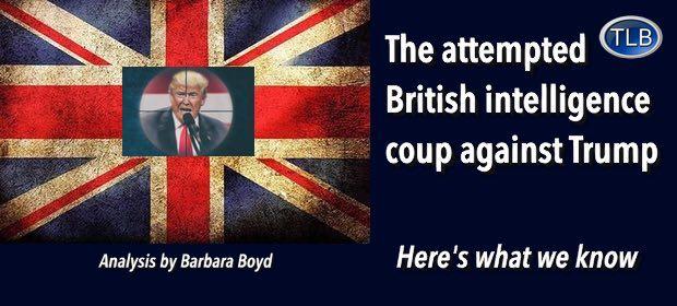 BritishintelligencecoupTrump