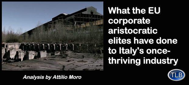 Italydeindustrialization