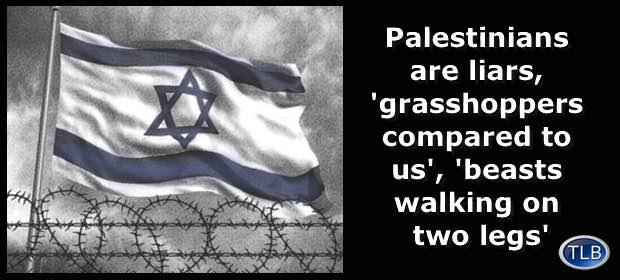 IsraeliLeadersRacist