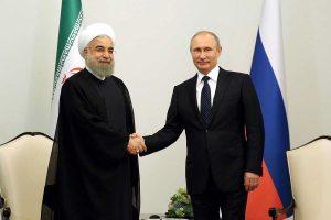 RouhaniPutin