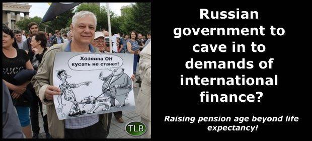 Russianpensionreformprotests