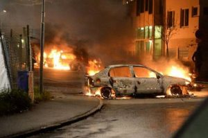Swedish-Riots